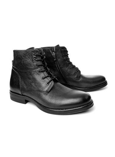 Giuseppe Mengoni Ayakkabı Siyah